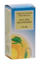Complexe  d'huiles essentielles « Mal des Transports » - 10 ml - ESD / PHYTOFRANCE