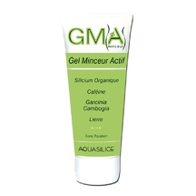 GMA : Gel Minceur Actif Tube 200 ml - AQUASILICE