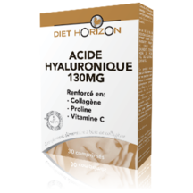 Acide Hyaluronique 130 mg - DIET HORIZON