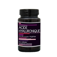Acide hyaluronique- 60Gelules - AQUASILICE