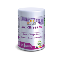 Anti-Stress 600 60 gélules - BE-LIFE