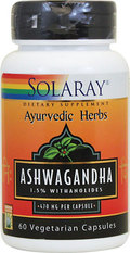 Ashwagandha - 470 mg - SOLARAY