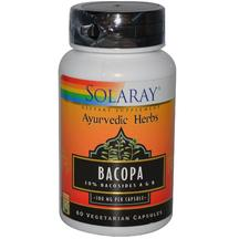 Bacopa - 100 mg - SOLARAY