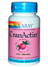 Cran Actin Canneberge - 400 mg - SOLARAY