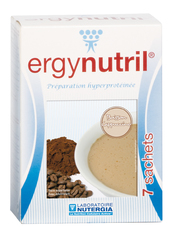Ergynutril Boisson Cappuccino -  NUTERGIA