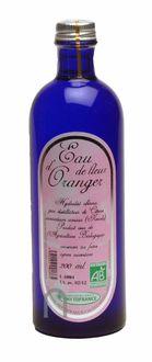 hydrolat ou eau florale de fleur d'oranger bio
